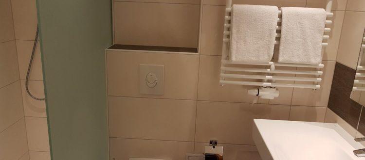 Unsere Frisch Renovierten Bader Hk Hotel Dusseldorf City